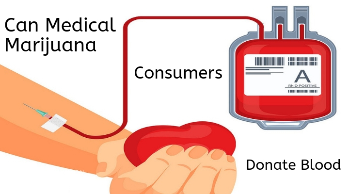 Can Medical Marijuana Consumers Donate Blood