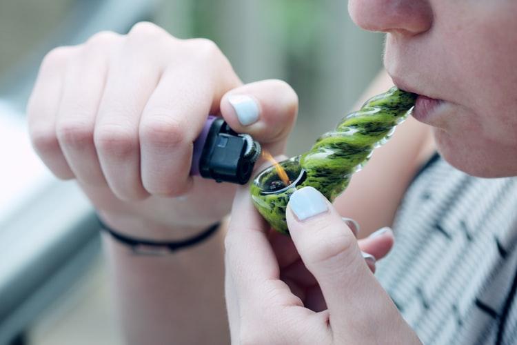 Cannabis high