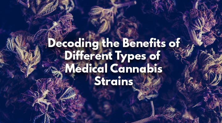 Decoding the Benefits of Different Types of Medical Cannabis Strains