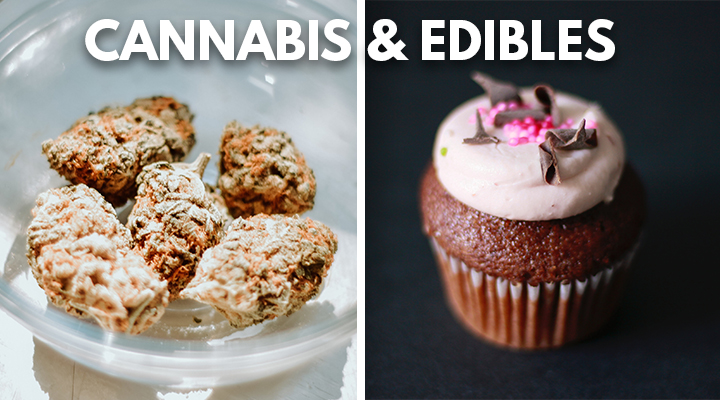 Difference Between Cannabis Smoking and Edibles
