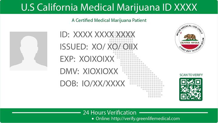 medical marijuana card in Riverside CA
